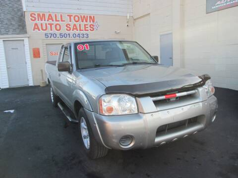 2001 Nissan Frontier for sale at Small Town Auto Sales in Hazleton PA