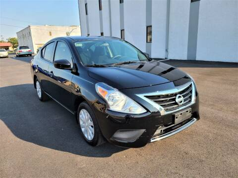 2018 Nissan Versa for sale at Image Auto Sales in Dallas TX