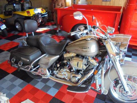 2007 Harley-Davidson Road King for sale at B & G AUTO SALES in Uniontown PA