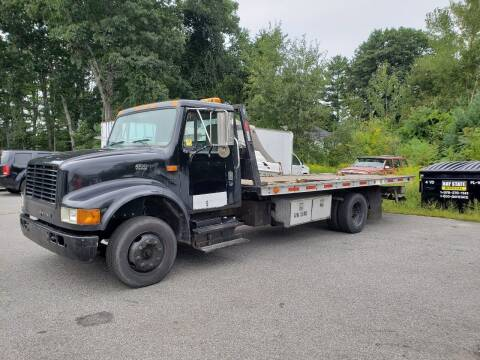 1997 International 4700 for sale at GRS Auto Sales and GRS Recovery in Hampstead NH
