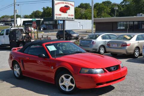 2004 Ford Mustang for sale at GLADSTONE AUTO SALES    GUARANTEED CREDIT APPROVAL in Gladstone MO