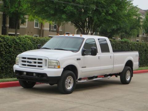 2003 Ford F-350 Super Duty for sale at RBP Automotive Inc. in Houston TX