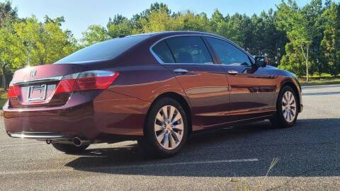 2014 Honda Accord for sale at CU Carfinders in Norcross GA
