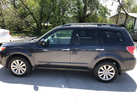 2012 Subaru Forester for sale at 6th Street Auto Sales in Marshalltown IA