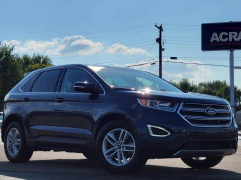 2017 Ford Edge for sale at BuyRight Auto in Greensburg IN