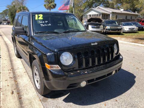 2012 Jeep Patriot for sale at Castagna Auto Sales LLC in Saint Augustine FL