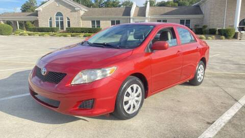 2010 Toyota Corolla for sale at 411 Trucks & Auto Sales Inc. in Maryville TN