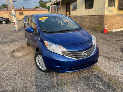 2015 Nissan Versa Note for sale at Some Auto Sales in Hammond IN