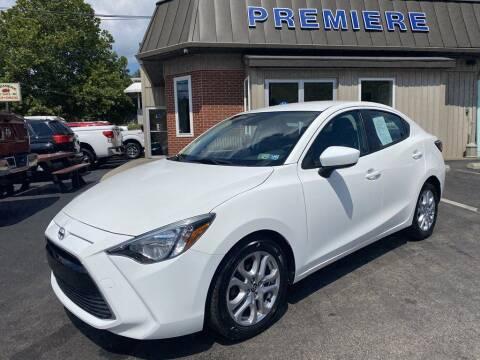 2016 Scion iA for sale at Premiere Auto Sales in Washington PA