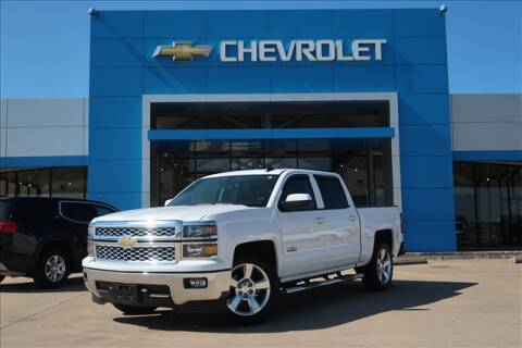 2015 Chevrolet Silverado 1500 for sale at Lipscomb Auto Center in Bowie TX