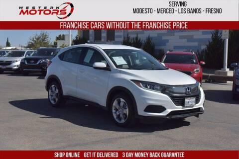 2019 Honda HR-V for sale at Choice Motors in Merced CA