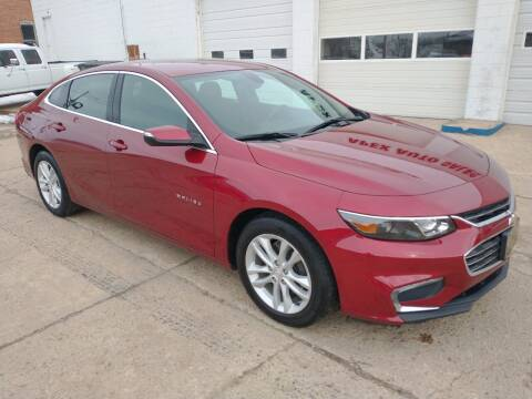 2017 Chevrolet Malibu for sale at Apex Auto Sales in Coldwater KS