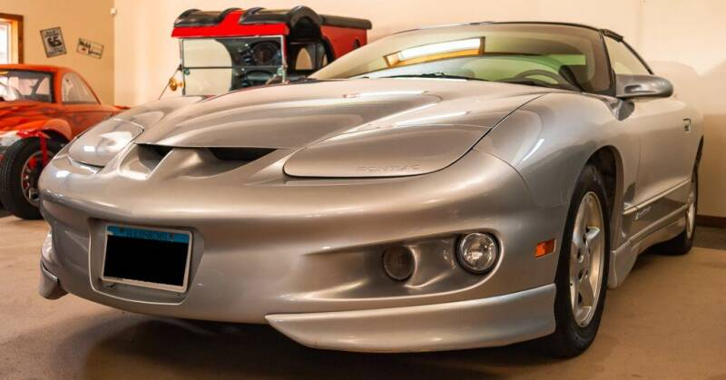 1999 Pontiac Firebird for sale at Gary Miller's Classic Auto in El Paso IL