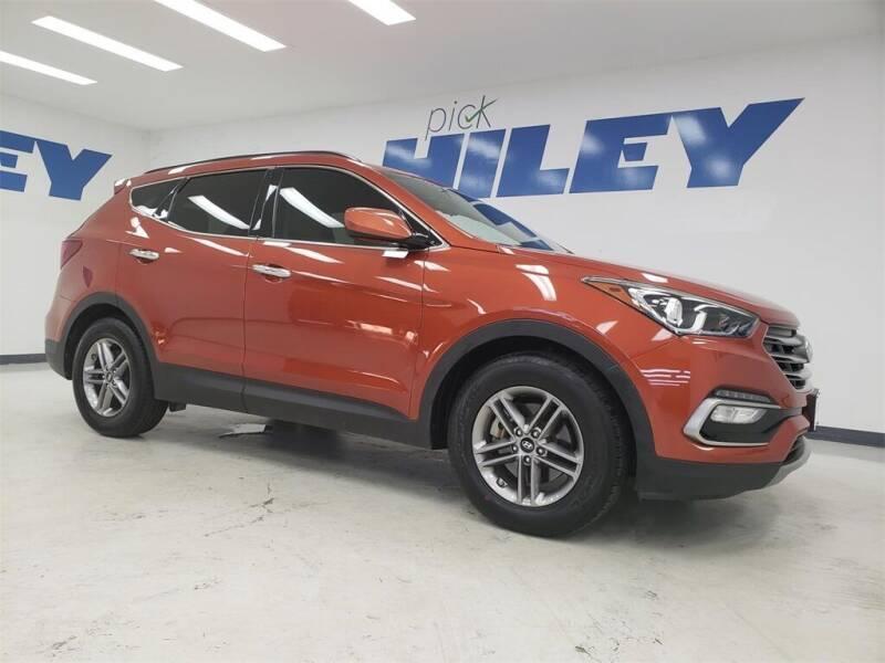 2017 Hyundai Santa Fe Sport for sale at HILEY MAZDA VOLKSWAGEN of ARLINGTON in Arlington TX