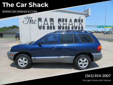 2004 Hyundai Santa Fe for sale at The Car Shack in Corpus Christi TX