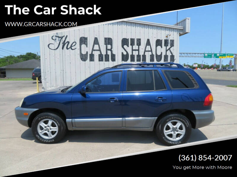 2004 Hyundai Santa Fe for sale at The Car Shack in Corpus Christi TX