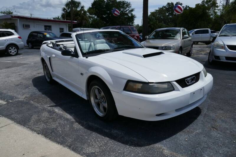 2001 Ford Mustang for sale at J Linn Motors in Clearwater FL