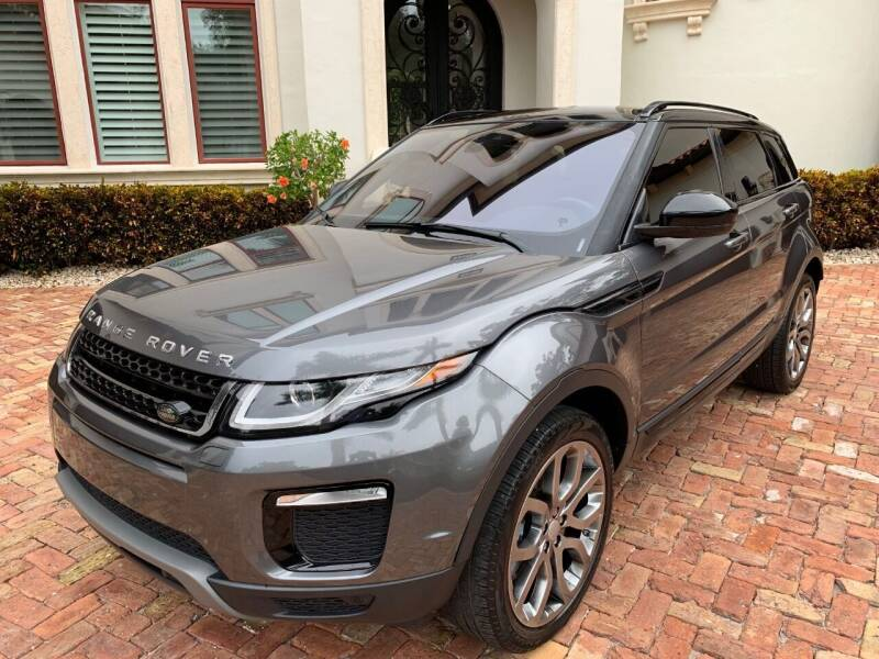 2016 Land Rover Range Rover Evoque for sale at Mirabella Motors in Tampa FL