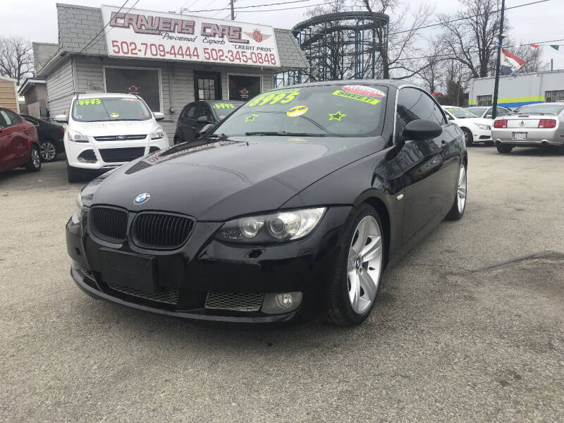 2007 BMW 3 Series for sale at Craven Cars in Louisville KY