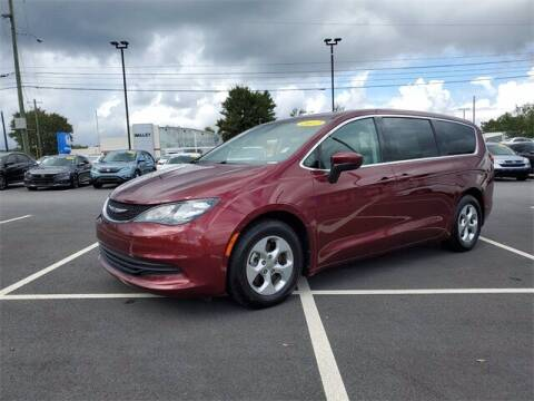 2017 Chrysler Pacifica for sale at Southern Auto Solutions - Honda Carland in Marietta GA