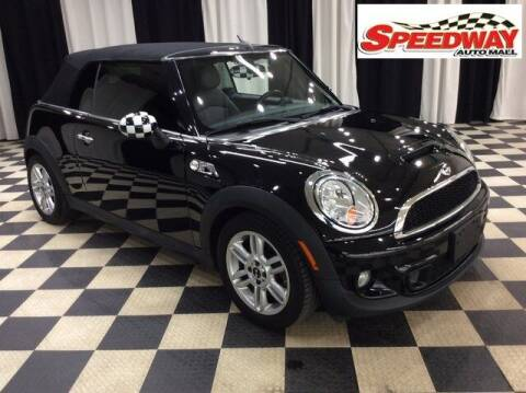 2013 MINI Convertible for sale at SPEEDWAY AUTO MALL INC in Machesney Park IL