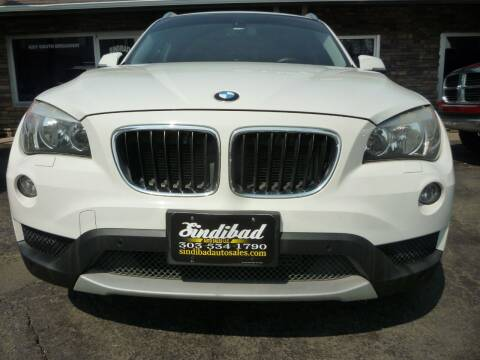 2013 BMW X1 for sale at Sindibad Auto Sale, LLC in Englewood CO