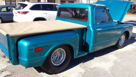 1968 GMC C/K 1500 Series for sale at Classic Car Deals in Cadillac MI