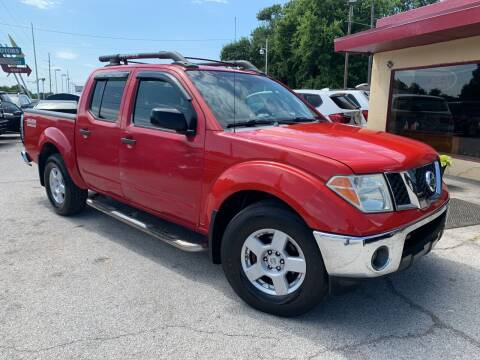 2005 Nissan Frontier for sale at New To You Motors in Tulsa OK