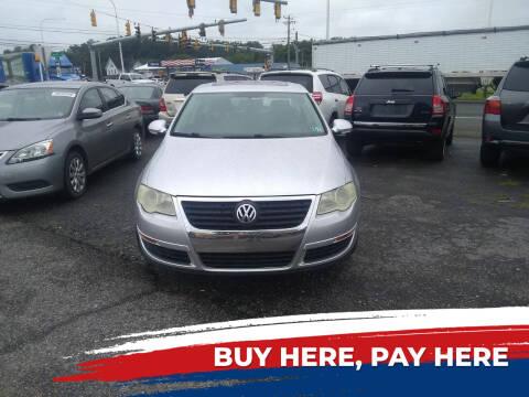 2006 Volkswagen Passat for sale at Marino's Auto Sales in Laurel DE