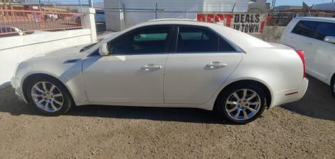 2009 Cadillac CTS for sale at ACE AUTO SALES in Lake Havasu City AZ