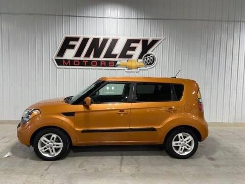 2011 Kia Soul for sale at Finley Motors in Finley ND