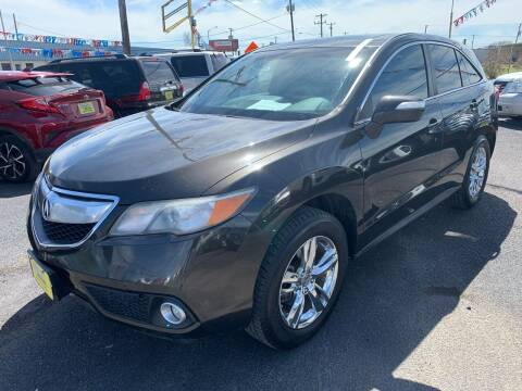 2014 Acura RDX for sale at Rock Motors LLC in Victoria TX