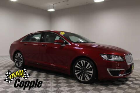 2018 Lincoln MKZ for sale at Copple Chevrolet GMC Inc in Louisville NE