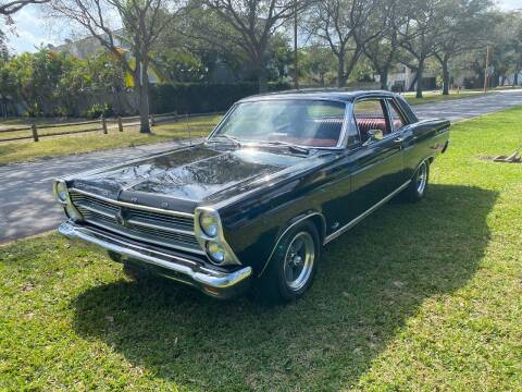 1966 Ford Fairlane 500 for sale at BIG BOY DIESELS in Ft Lauderdale FL