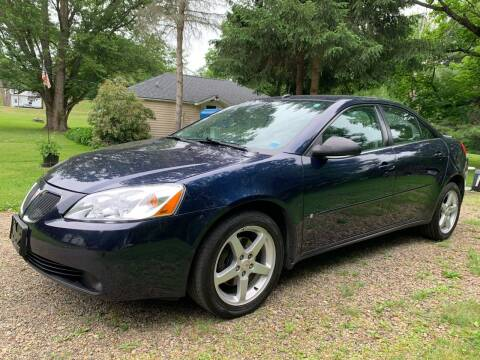 2008 Pontiac G6 for sale at Tomasello Truck & Auto Sales, Service in Buffalo NY