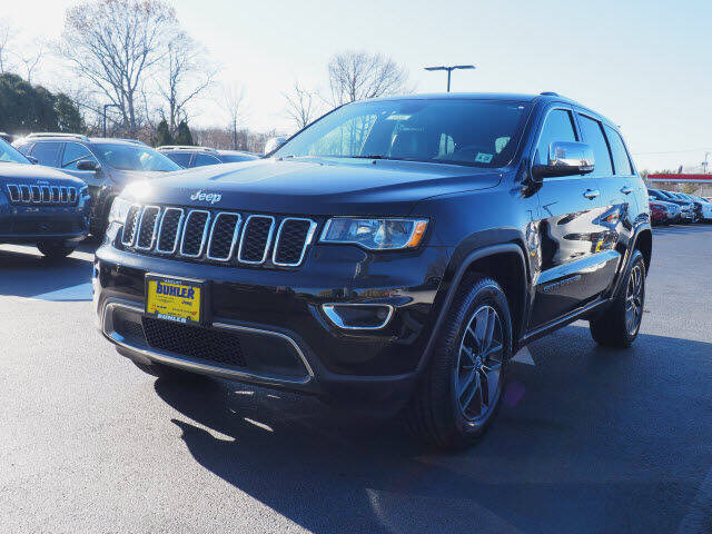 2017 Jeep Grand Cherokee  - Hazlet NJ