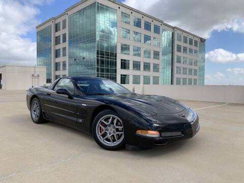 2002 Chevrolet Corvette for sale at SIGNATURE Sales & Consignment in Austin TX