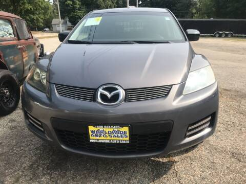 2007 Mazda CX-7 for sale at Worldwide Auto Sales in Fall River MA