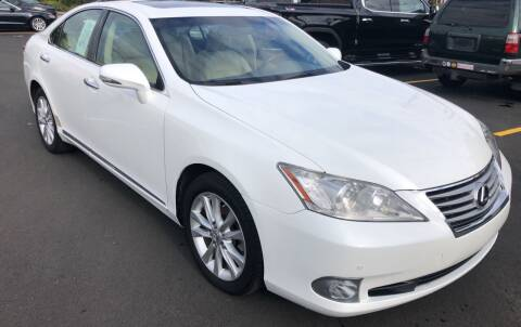 2011 Lexus ES 350 for sale at GOLD COAST IMPORT OUTLET in St Simons GA
