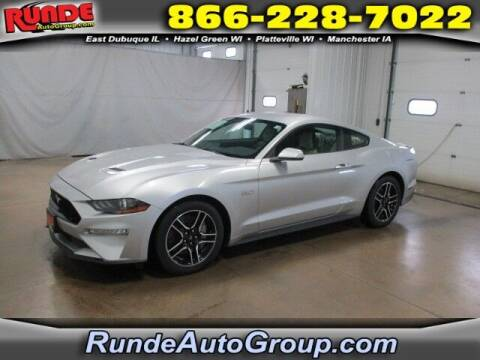 2019 Ford Mustang for sale at Runde PreDriven in Hazel Green WI