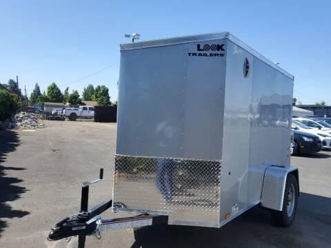 2022 Look Cargo Trailer lscab5.0x08s12ff for sale at Siamak's Car Company llc in Salem OR