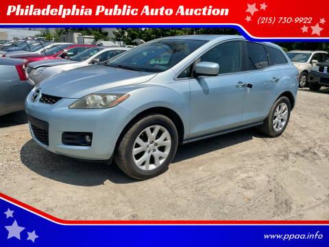 2007 Mazda CX-7 for sale at Philadelphia Public Auto Auction in Philadelphia PA