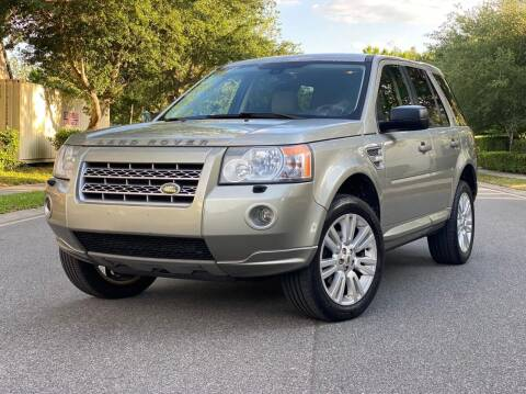 2010 Land Rover LR2 for sale at Presidents Cars LLC in Orlando FL