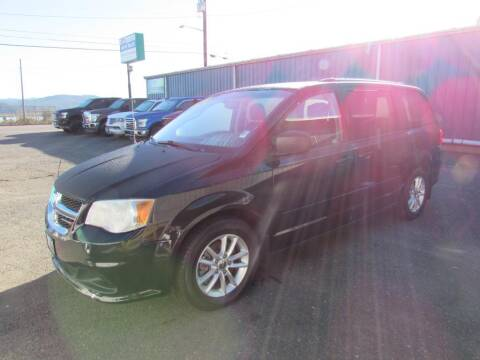 2017 Dodge Grand Caravan for sale at 101 Budget Auto Sales in Coos Bay OR