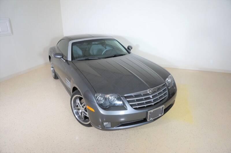 2004 Chrysler Crossfire for sale at TopGear Motorcars in Grand Prairie TX