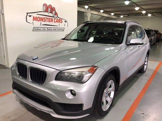 2015 BMW X1 for sale at Monster Cars in Pompano Beach FL