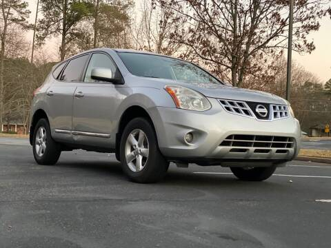 2013 Nissan Rogue for sale at Top Notch Luxury Motors in Decatur GA