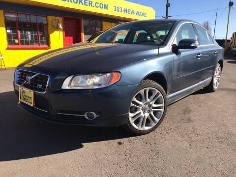 2007 Volvo S80 for sale at New Wave Auto Brokers & Sales in Denver CO