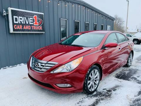 2013 Hyundai Sonata for sale at Drive 1 Car & Truck in Springfield OH