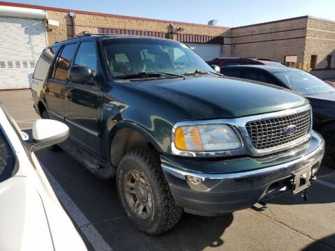 2001 Ford Expedition for sale at Affordable 4 All Auto Sales in Elk River MN